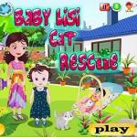Baby Lisi Cat Rescue
