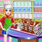 Barbie Food Game