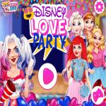 Disney Love Party