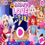 Disney Love Party