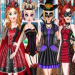 Princess Halloween Masquerade 2019