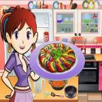 Ratatouille Sara's Cooking Class